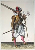 tn 001 - Musztra strzelecka wg Jacoba de Gheyna