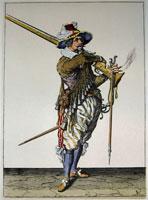 tn 002 - Musztra strzelecka wg Jacoba de Gheyna