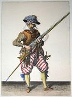 tn 005 - Musztra strzelecka wg Jacoba de Gheyna