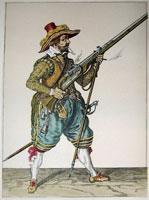 tn 011 - Musztra strzelecka wg Jacoba de Gheyna
