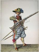 tn 014 - Musztra strzelecka wg Jacoba de Gheyna