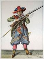 tn 020 - Musztra strzelecka wg Jacoba de Gheyna
